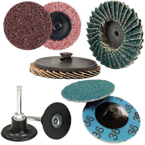 Roloc Discs & Quick Change Discs