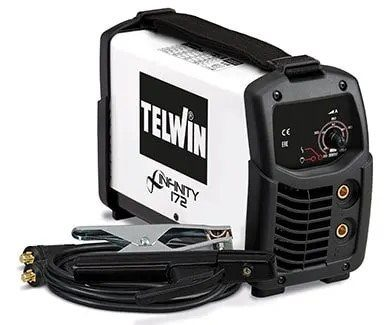 Telwin Infinity 172 Dual Voltage MMA Inverter c/w Leads