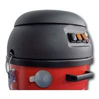 MW9100 110V Twin Motor with FumeX™ FX-450 Hybrid 3.05 Mtr Water-Cooled On-Torch Fume Extraction Package