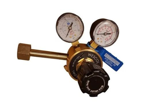 Wescol Multi-Stage CO2 Gas Regulator 4 Bar Outlet