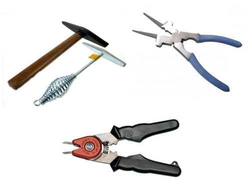 AES Welders tools