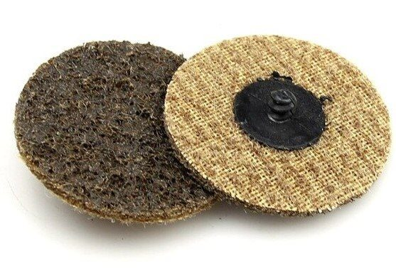 50mm Surface Conditioning Roloc Discs Coarse Brown