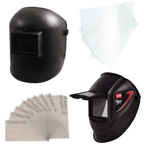 Passive Welding Helmet & Spares