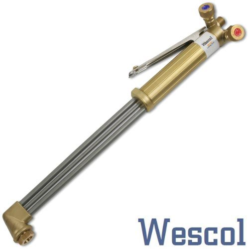"""Wescol NM250 18"""" 90 Degree Gas Cutting Torch UK Made HE0064"""