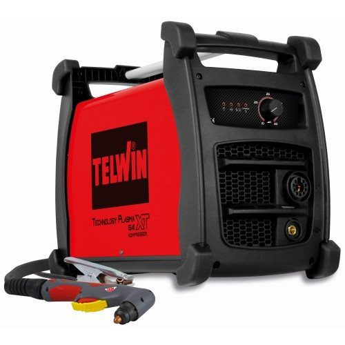 Telwin Technology 54 XT Plasma Cutter with Built-In Compressor
