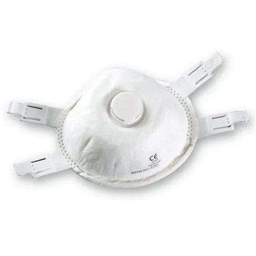 Realguard RG 1210 FFP3 Valved Face Masks CE Approved