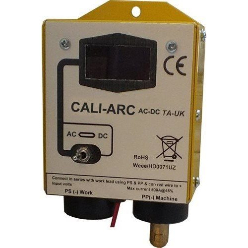 Calibration Units for Welding Machines