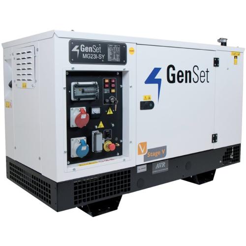 GenSet MG 23 I-SY 20 KVA Diesel Generator