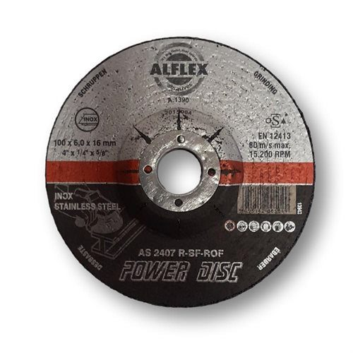 Alflex Metal Grinding Disc