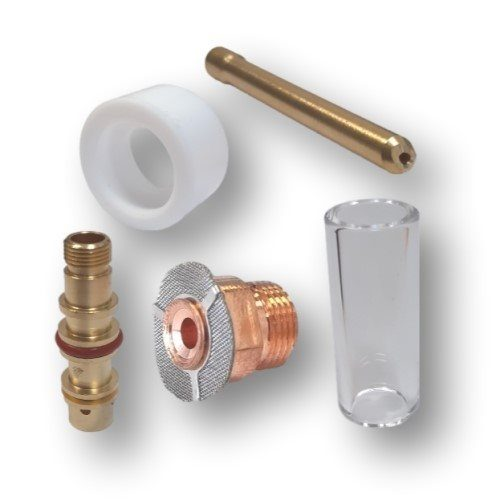 WP17/18/26 Gas Saver Consumable Kit 1.6mm Long