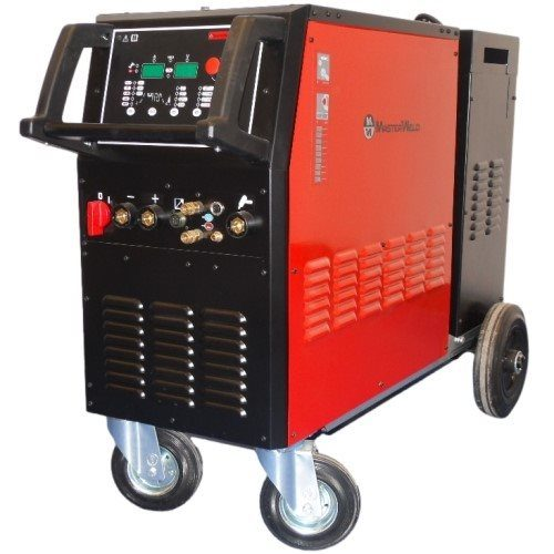 MasterWeld 321 HSP Synergic Pulse Water Cooled Package