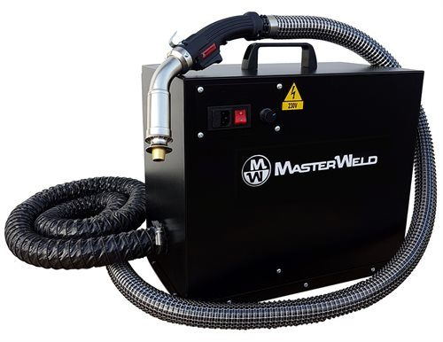 MW8001 Portable Welding Fume Extraction Packages with MasterWeld Fume Torches