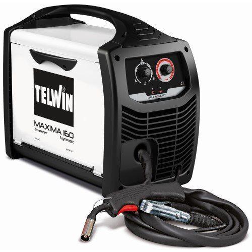 Telwin Maxima 160 Synergic MIG Welder Package 230V