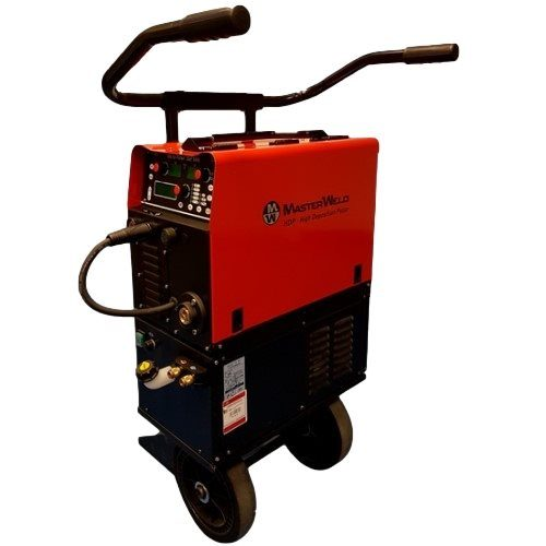 MasterWeld 302 HSP Water Cooled Pulsed MIG Welding Package