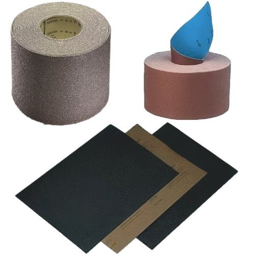 Abrasive Papers and Emery Cloth