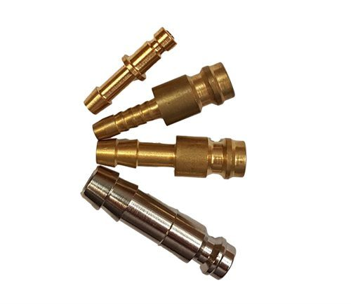 Quick Fit Connectors for Welding Torches