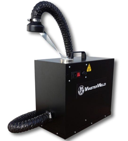 Masterweld MW8001 Portable Welding Fume Extractor 240V