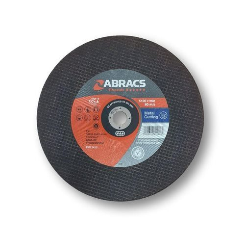 Metal Chop Saw Disc 300mm x 25mm x 3.5mm