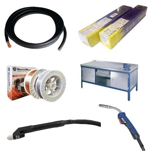 Welding Consumables, Welding Accesories, Arc Welding Rods, Welding Wire, MIG Torches and Spares