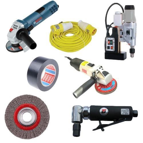 Tools, Accessories, Power Tools, Wire Brushes, Drilling Machines, Electrical Spares, Tape