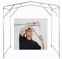 Heavy Duty Welding Tent 2 x 2 x 2 Mtr