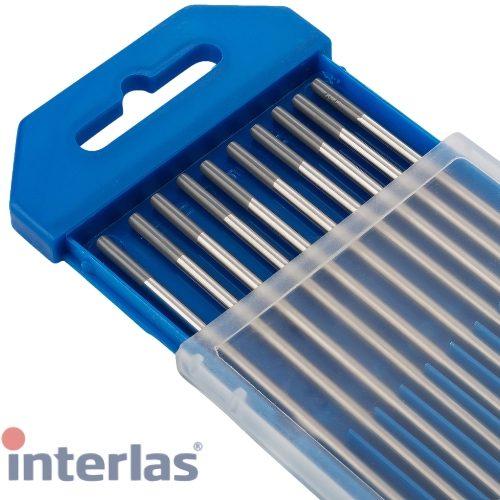 Genuine Interlas Grey Tip Non-Radioactive Ceriated Tungsten Electrodes