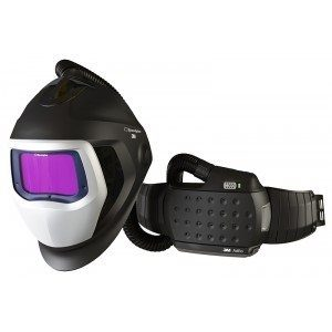 3M Speedglas 9100 Air with Filter 9100X Adflo PAPR Welding Helmet