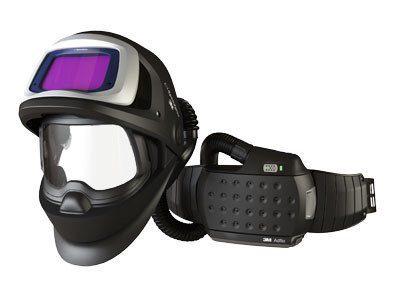 3M Speedglas 9100 FX Air with Filter 9100XX Adflo Powered Air Respirator Welding Helmet