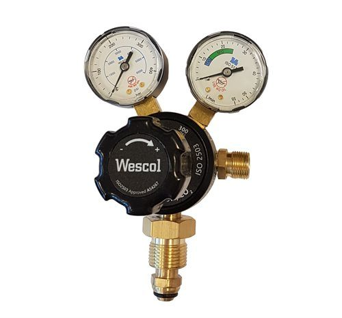 Nitrogen Single Stage Gas Regulators