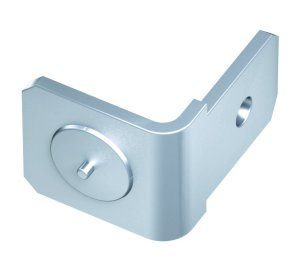 Stainless steel single earthing tag