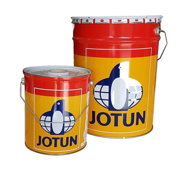 Jotun Paint in 5 and 20 lts cans