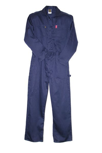 Flame retardent coverall