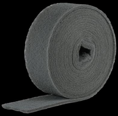 Abrasive Non-Woven Abrasive Roll 115mm x 10mtr Fine Grade