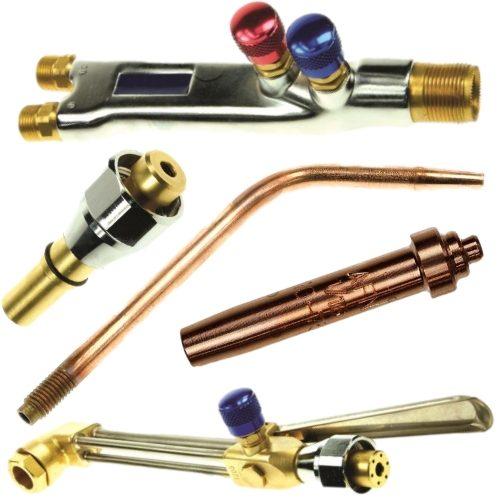 LD Type Lightweight Gas Cutting & Welding Torches