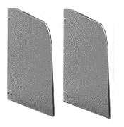 Fixed Side-Wall Kit for Downdraft Benches