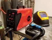 Max Arc 200 DC TIG Welder ready to weld
