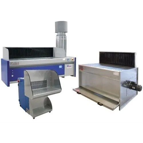 Downdraft Benches for Welding Fumes