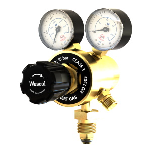Wescol 700 Series Two Stage Gas Regulators
