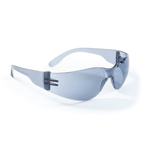 S.1437-SM Shaded Wraparound Safety Glasses