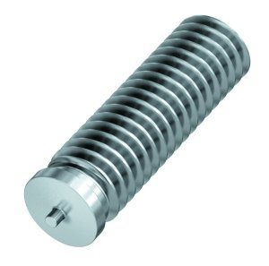 Stainless steel Mini flanged welding studs