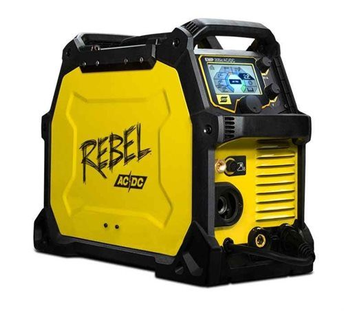 Esab Rebel EMP 205ic AC/DC TIG Welding Package Complete