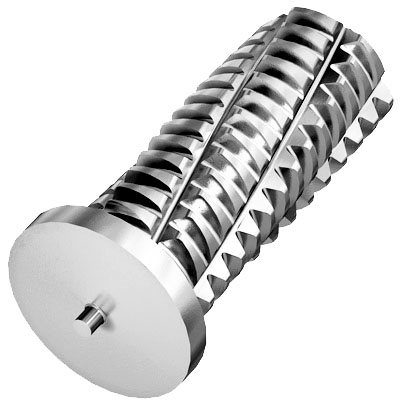 Stainless steel paint clearing welding studs