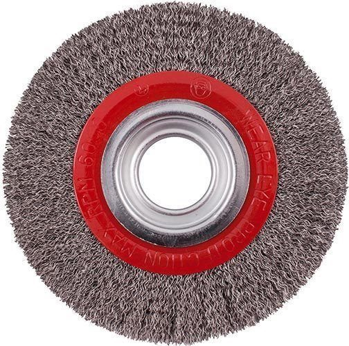 Stainless Steel Crimped Wire Wheel