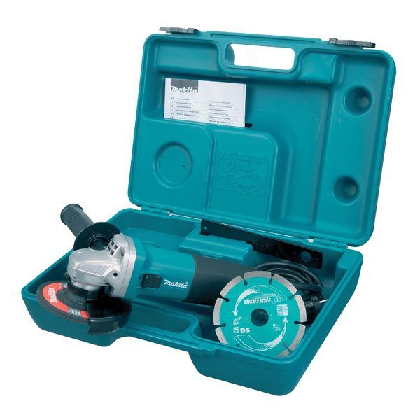 Makita 115mm in carry case