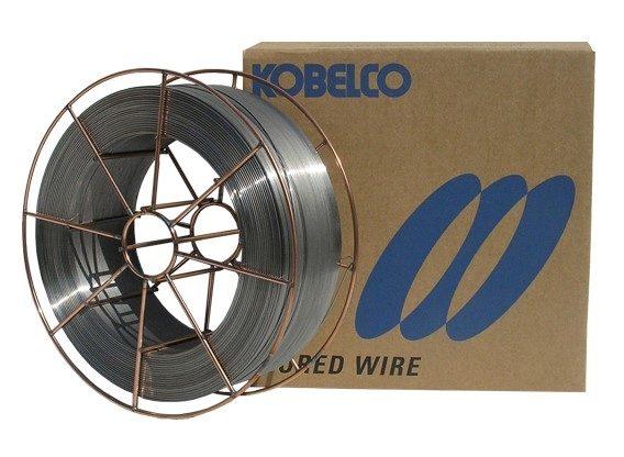 Kobelco FAMILIARC DW-A50 1.2MM Flux Cored Wire 15kg Reel