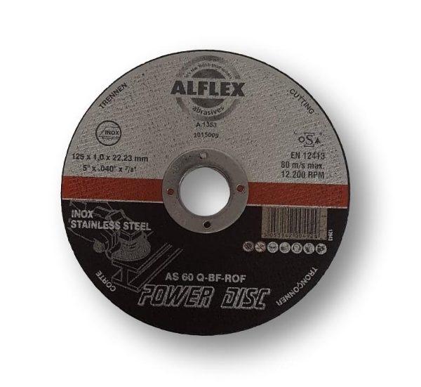 Alflex Metal Slitting Disc Inox
