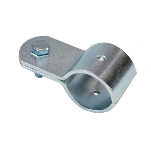 Galvanised Pipe Clamp Including Nut and Bolt