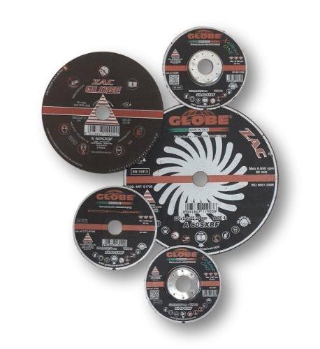 Globe Extra-Long Life Inox Slitting Discs