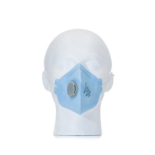 S.1462-BF FFP2V Fold Flat Disposable Face Masks