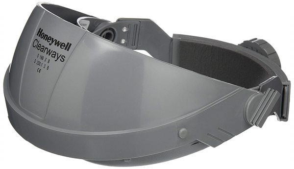 CB20 Clearways browguard with ratchet headband